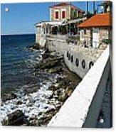 Samos Greece Acrylic Print