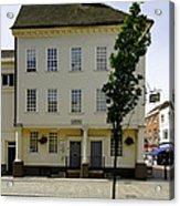 Samuel Johnson Birthplace Museum Acrylic Print
