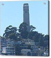 San Francisco Collection # 27 Acrylic Print
