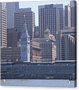 San Francisco Collection #20 Acrylic Print