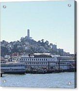 San Francisco Collection #26 Acrylic Print