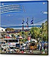 San Francisco Fleet Week 2011 Acrylic Print