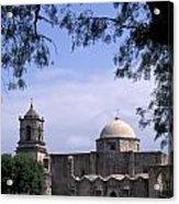 San Jose Mission San Antonio Texas Acrylic Print