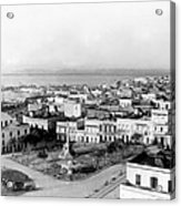 San Juan - Puerto Rico - C 1900 Acrylic Print