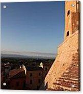 San Miniato - Pisa Acrylic Print