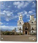 San Xavier Del Bac Tucson Acrylic Print