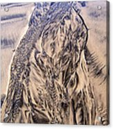 Sand Painting 55 Acrylic Print