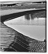 Sandbank  Acrylic Print