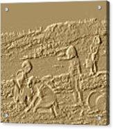Sandland Acrylic Print