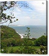 Sandown On Isle Of Wight Acrylic Print