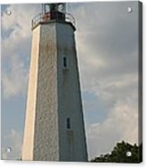 Sandy Hook Lighthouse 2 Acrylic Print