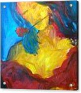 Sangria Dreams Acrylic Print