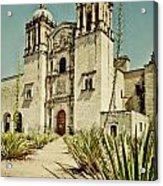Santo Domingo Acrylic Print