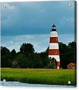 Sapelo Is. Lighthouse Acrylic Print