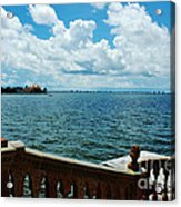 Sarasota Bay In Florida Acrylic Print