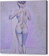 Sassy Ass Acrylic Print by Siobhan Lawson