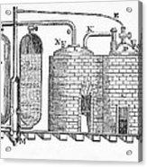 Savery's Engine Acrylic Print