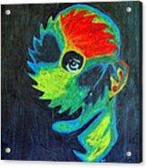 See Saw Acrylic Print