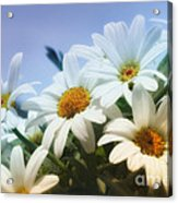 Say It With Flowers Acrylic Print