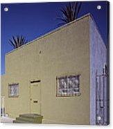Scenes Of Los Angeles, A Nondescript Acrylic Print