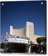 Scenes Of Los Angeles, The Mann Bruin Acrylic Print by Everett