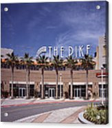 Scenes Of Los Angeles, The Pike Acrylic Print