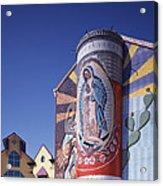 Scenes Of Texas, The Virgin Acrylic Print