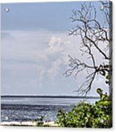 Scenic View At Emerson Point Acrylic Print