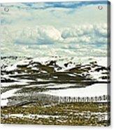 Scenic Wyoming Acrylic Print