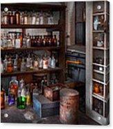 Science - Chemist - The Secret Of Life Acrylic Print