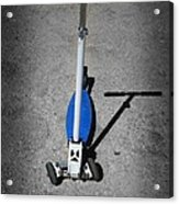 Scooter Acrylic Print