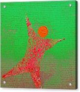 Score Acrylic Print