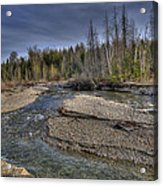 Scotch Creek Bc Acrylic Print