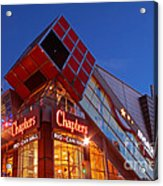Scotianbank Theatre And Chapters Building Acrylic Print