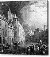 Scotland: Aberdeen, 1833 Acrylic Print