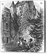Scotland: Castle Acrylic Print