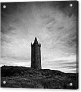 Scrabo Tower Newtownards County Down Northern Ireland Acrylic Print