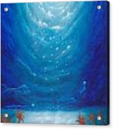 Sea Galaxy Acrylic Print