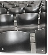Sea Of Seats I Acrylic Print