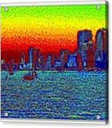Sea Scape-3 Acrylic Print