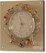 Sea Shells Time Acrylic Print
