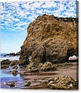 Sea Sphinx Acrylic Print by Ron Regalado