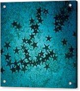 Sea Stars At Gordon Rocks Acrylic Print