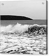 Sea Wave Acrylic Print