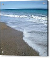 Seascape Wrightsville Beach Nc  Acrylic Print