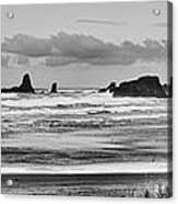 Seaside By The Ocean Acrylic Print