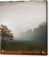 Season Of Mists Acrylic Print