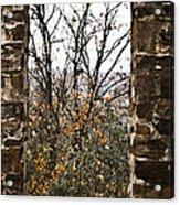 Seasonal View Acrylic Print