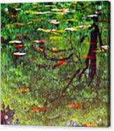 Seasons Reflect Acrylic Print