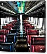 Seats Available Acrylic Print